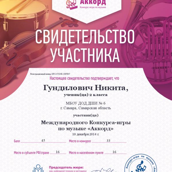 Кит международный конкурс по музыке