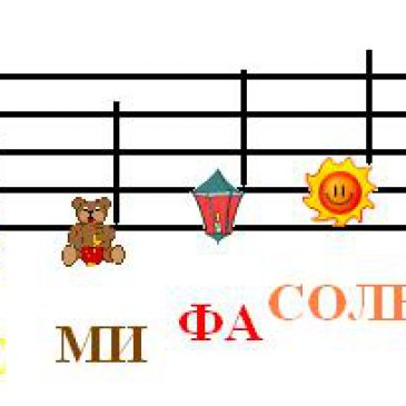 Музыкантом стать хочу, ноты быстро я учу!
